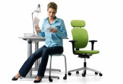 A262_arhend Bureaustoel herstofferen scherpe prijs